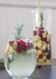 Say yes to sangria
