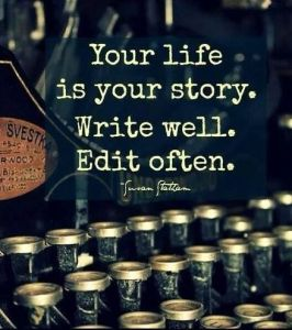 life is your story