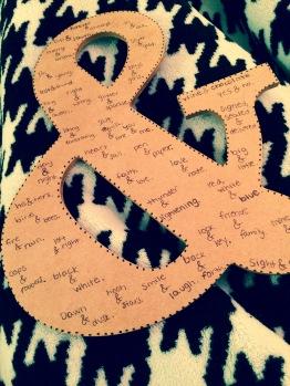 My art!