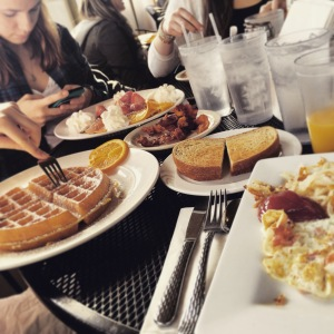 If you don't Insta brunch, did it even happen?