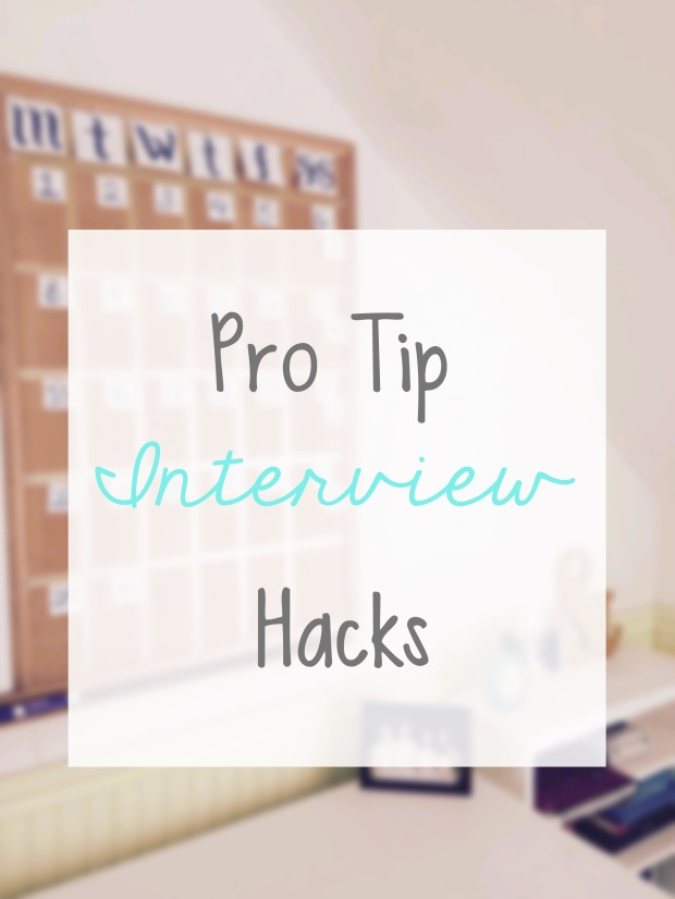 interview hacks