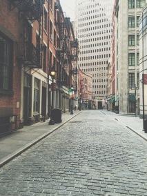 quaint side street