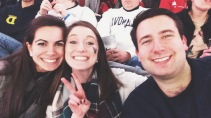 go cats, go friends