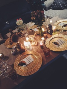 the prettiest table