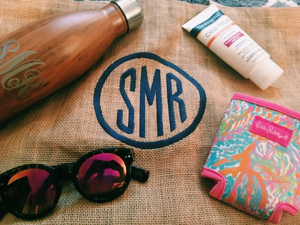best beach bag essentials