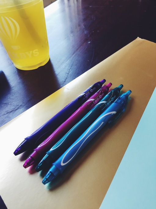 the best pens for lefties