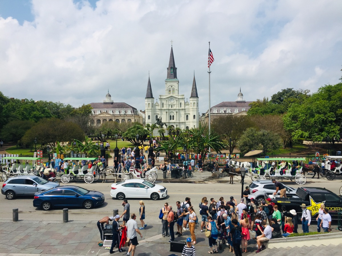 Weekend Guide to New Orleans